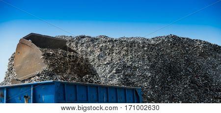 Metal Finishing Processing To Suppress