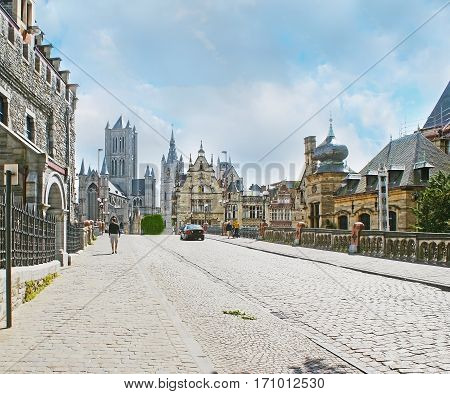 Walk In Ghent