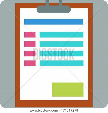 Paperboard with various elegant colors and interesting