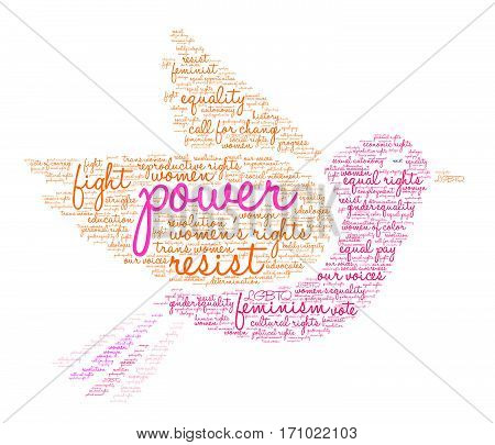 Power Word Cloud