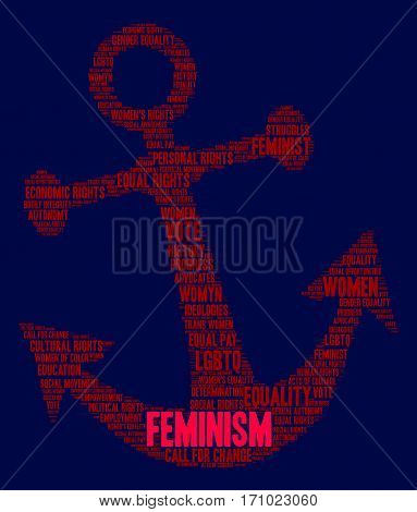 Feminism Word Cloud