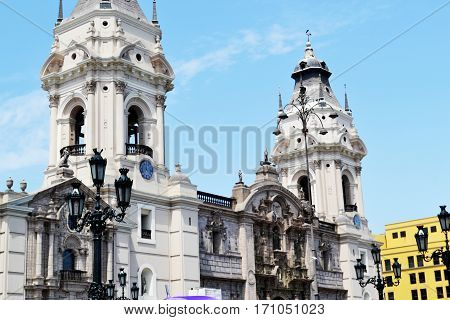 Catedral de Lima - Cathedral of Lima