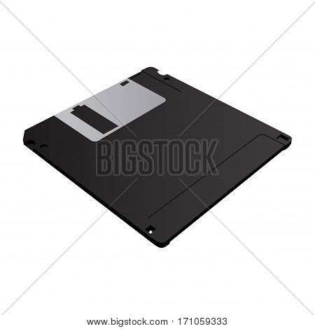Isolated Floppy Disk