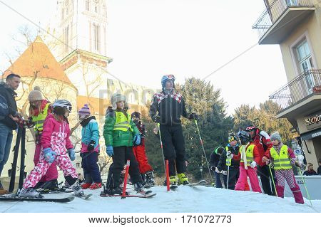 World Snow Day With Ivica Kostelic
