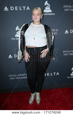 LOS ANGELES - FEB 9:  Elle King at the Delta Air Lines Celebrates 2017 GRAMMY Weekend at Beauty & Essex on February 9, 2017 in Los Angeles, CA