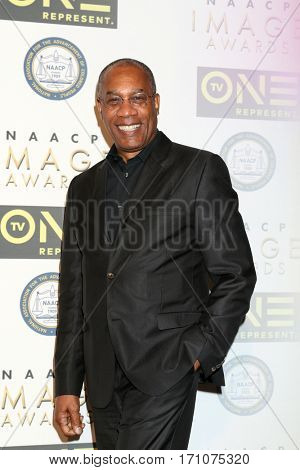 LOS ANGELES - FEB 10:  Joe Morton at the Non-Televisied 48th NAACP Image Awards at Pasadena Conference Center on February 10, 2017 in Pasadena, CA
