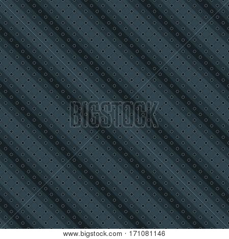 Geometric seamless patterns. Modern texture. Regularly repeating geometrical patterns with different geometric shapes.