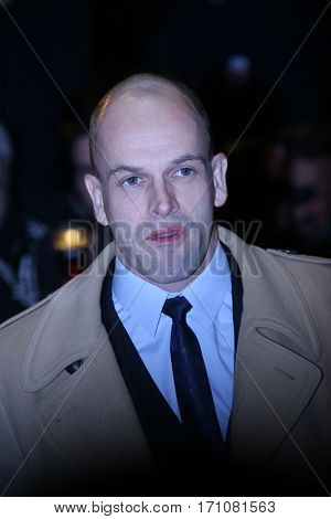 Jonny Lee Miller attends the 'T2 Trainspotting' premiere during the 67th Berlinale Film Festival Berlin at Palace on February 10, 2017 in Berlin, Germany.