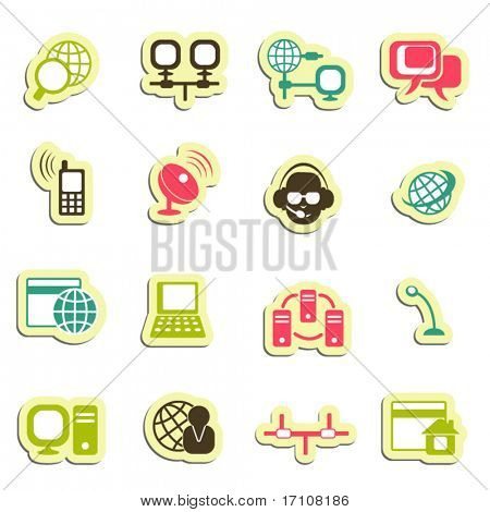 network icons