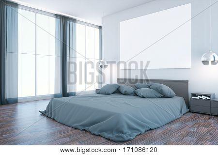 Creative Bedroom Interior