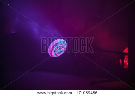 Colorful Stage Led Spot Light
