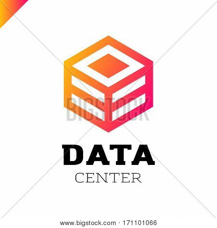 Big Data And Technology Icon