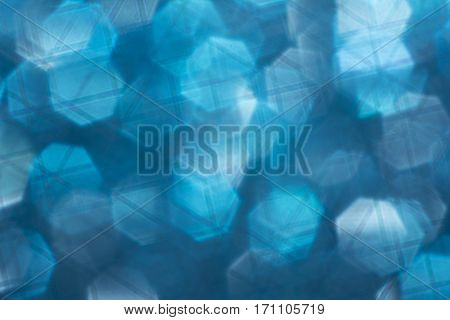blue background with blur effect composition photograph