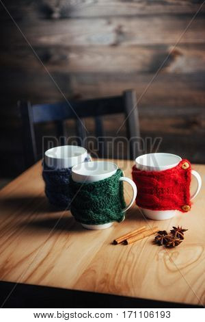 Cup of fragrant tea jersey. beautiful song.