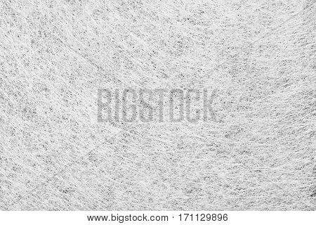 Fiber glass or fiberglass filaments foil abstract texture background. High resolution photography.