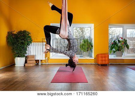 Antigravity Hammock Yoga