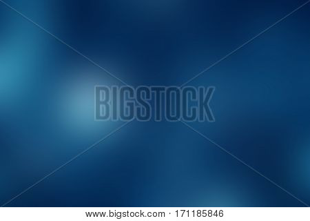 blue gradient background abstract illustration of deep water