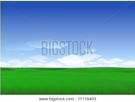 Plain nature background