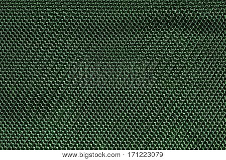 Fabric texture or fabric background for design with copy space for text or image. Nylon texture or nylon background.