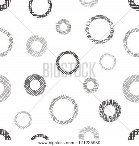Seamless Vector Pattern, Graphic Illustration