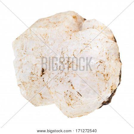 Specimen Of Analcime (analcite, Zeolite) Crystals