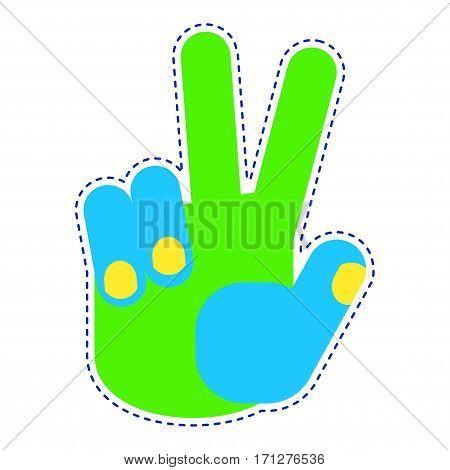 Patch Gesture Viva