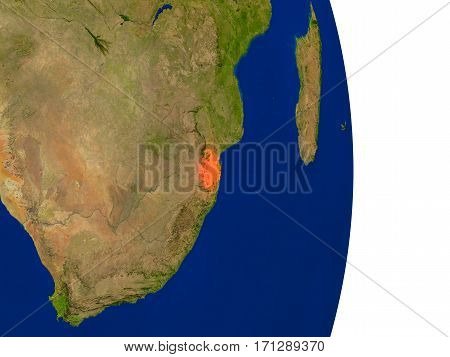 Swaziland On Earth