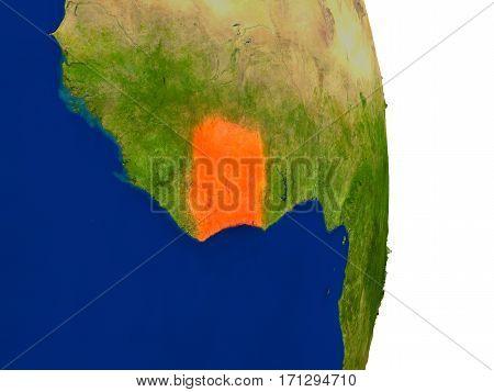 Ivory Coast On Earth