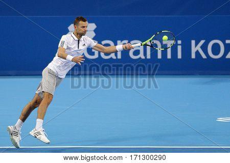 Tennis Player Mariusz Fyrstenberg