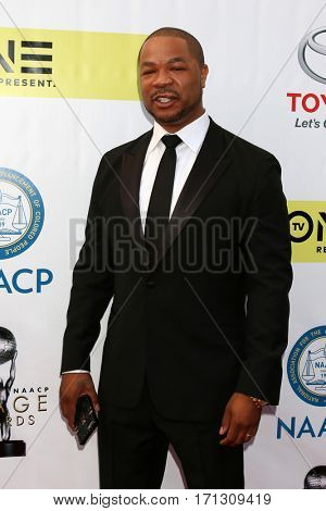 LOS ANGELES - FEB 11:  Xzibit, Alvin Nathaniel Joiner at the 48th NAACP Image Awards Arrivals at Pasadena Conference Center on February 11, 2017 in Pasadena, CA