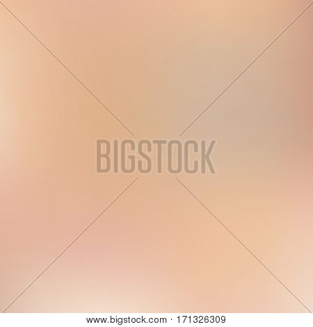 Abstract mixed gradient skin tone background vector illustration