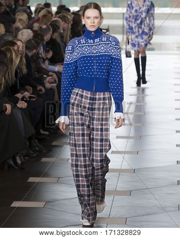 Tory Burch - Fall 2017 Collection