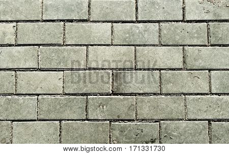 Brick, brick  texture, brick  background. Grunge brick. Grey brick.