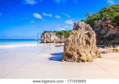 Landscape Of Dominican Republic