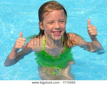 Happy Thumbs Up