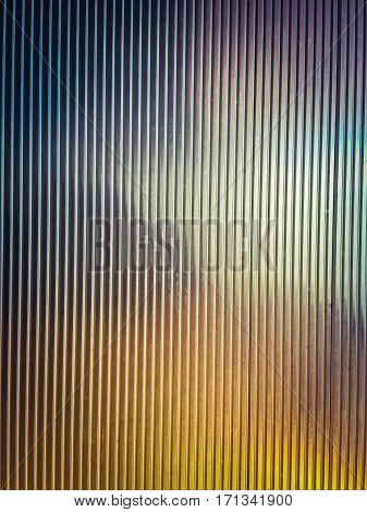 Zinc galvanized grunge metal texture use for background.