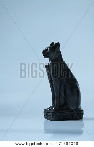 the Sphinx Egyptian mythological creature sculpture close to