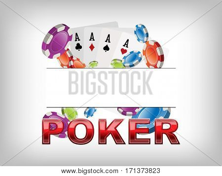 Poker banner