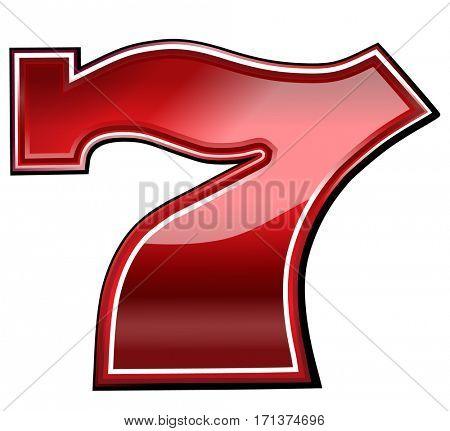 Triple seven casino symbol