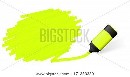 Highlighter With Marking