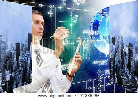 Engineer.developer.designing engineering software in generation Internet technology