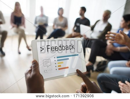 Feedback Results Information Satisfication