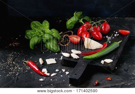 Ingredients For Pasta Sauce
