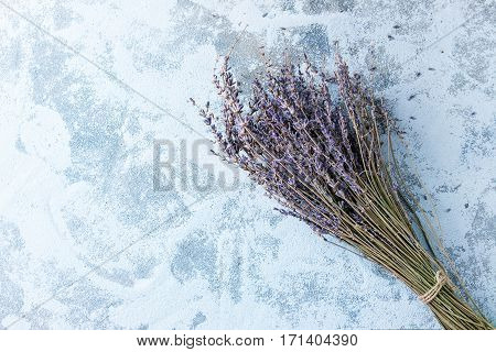 Bunch Of Dry Lavender