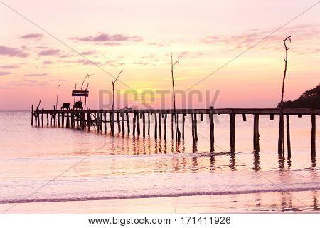Nightfall by the Sea Evening Meditation
