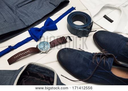 gentleman kit - men's fashion clothes and accessories