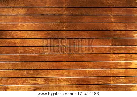 Wood brown texture background old panels .