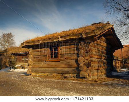 Wooden Houses, Folk Museum