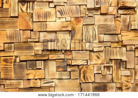 Wood Texture - Ecological Background close up