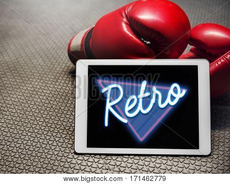 Retro Classic Vintage Graphic Word